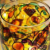 """Для дома и интерьера ручной работы. Ярмарка Мастеров - ручная работа подсвечник """"Майский жук"""". Handmade."""