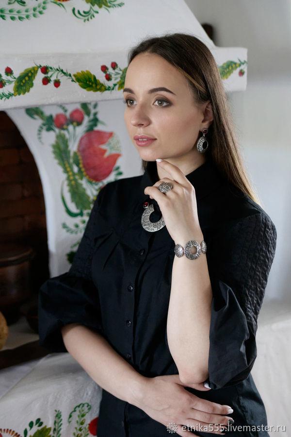 Bracelet Petrykivka, Chain bracelet, Belaya Cerkov,  Фото №1