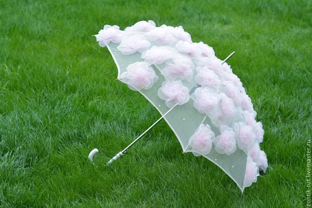 зонт своими руками мастер класс фотосессия самими животными, флач
