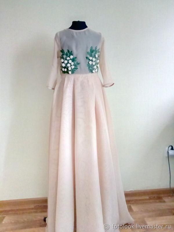 Платье для фотопроекта Весна