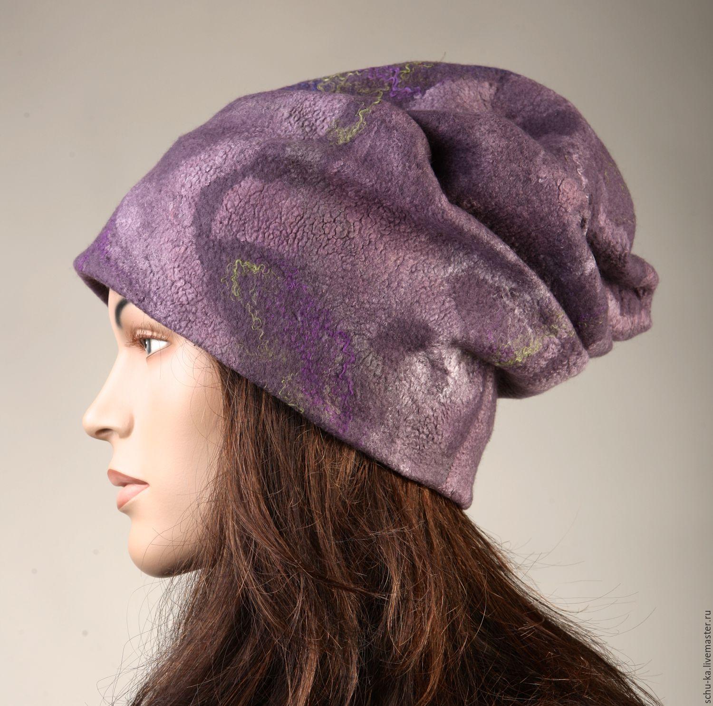 Как сделать шапку из шерсти фото 778