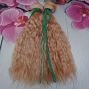 Народная кукла ручной работы. Ярмарка Мастеров - ручная работа Народная кукла: Волосы для кукол. Handmade.