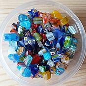Материалы для творчества handmade. Livemaster - original item 10gr.Murano glass, galtovka 3-10mm. Handmade.