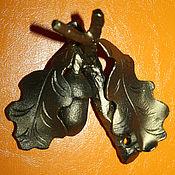 Для дома и интерьера ручной работы. Ярмарка Мастеров - ручная работа Кованые крючки. Handmade.