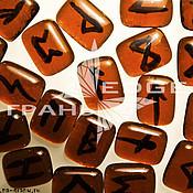 Фен-шуй и эзотерика ручной работы. Ярмарка Мастеров - ручная работа набор стеклянных рун. Handmade.