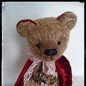 Куклы и игрушки ручной работы. Ярмарка Мастеров - ручная работа Коллекционная мишка тедди Зосенька. Handmade.
