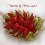 Ribbonflowers - Ярмарка Мастеров - ручная работа, handmade