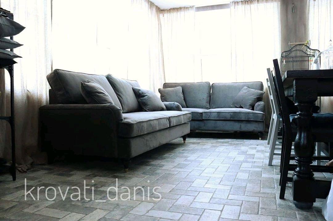 Очень мягкий диван, Диваны, Челябинск,  Фото №1
