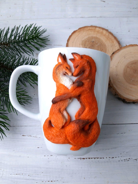 Mugs: Sweet couple, Mugs and cups, Moscow,  Фото №1