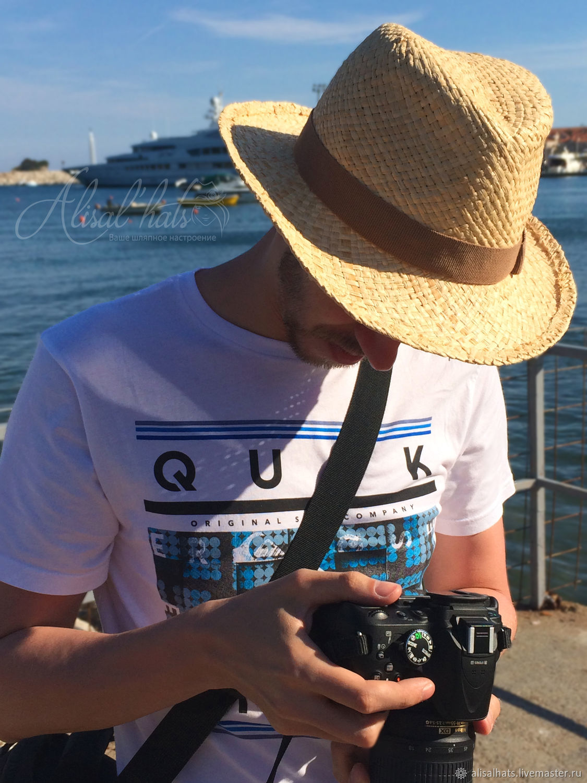 Мужская шляпа своими руками фото 534