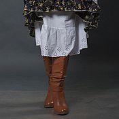 Одежда ручной работы. Ярмарка Мастеров - ручная работа Нижняя юбка.Средняя. Handmade.