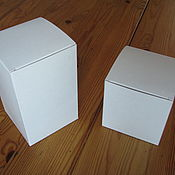 Фурнитура для шитья ручной работы. Ярмарка Мастеров - ручная работа коробки из картона. Handmade.