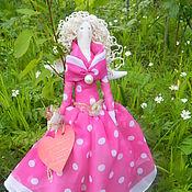 """Куклы и игрушки ручной работы. Ярмарка Мастеров - ручная работа Кукла тильда """" Ангел Виола """". Handmade."""