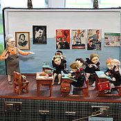 Куклы и игрушки ручной работы. Ярмарка Мастеров - ручная работа пионеры. Handmade.