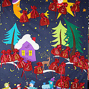 Подарки к праздникам handmade. Livemaster - original item The advent calendar