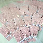 handmade. Livemaster - original item Wedding invitations. Handmade.