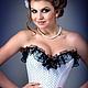 Утягивающий корсет `Лолита` торговой марки `Корсет-City` дизайнер Елена Кучерявенко