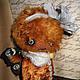 Мишки Тедди ручной работы. Ярмарка Мастеров - ручная работа. Купить Золотой Нектар. Handmade. Мишка, плюш, опилки древесные