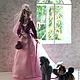 Коллекционные куклы ручной работы. Дама с собачкой. Лариса Исаева (kuklaelli). Ярмарка Мастеров. Пудель