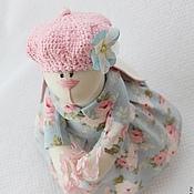 Куклы и игрушки ручной работы. Ярмарка Мастеров - ручная работа Зайка тильда Барселонета - мягкая игрушка. Handmade.