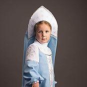 Работы для детей, ручной работы. Ярмарка Мастеров - ручная работа Снегурочка (детский костюм). Handmade.