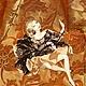 Коллекционные куклы ручной работы. Марина. Ирина (Irinasmukova). Ярмарка Мастеров. Коллекционные игрушки, ручная работа handmade, ручная роспись
