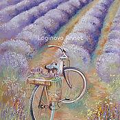 Картины и панно handmade. Livemaster - original item Provence. Handmade.
