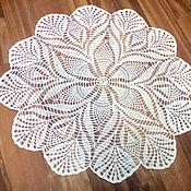 Для дома и интерьера ручной работы. Ярмарка Мастеров - ручная работа Салфетка большая. Handmade.