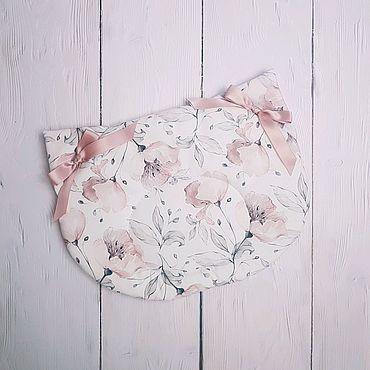 Товары для малышей ручной работы. Ярмарка Мастеров - ручная работа Тонкая подушечка для малыша. Handmade.