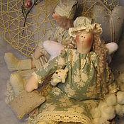 """Куклы и игрушки ручной работы. Ярмарка Мастеров - ручная работа Комплект игрушек """"Ведь осенью вдвоем теплее..."""". Handmade."""