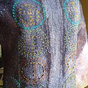 """Одежда ручной работы. Ярмарка Мастеров - ручная работа свитер """"Лавандовые мечты"""". Handmade."""