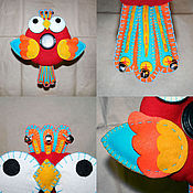 Сувениры и подарки ручной работы. Ярмарка Мастеров - ручная работа Игрушка-насадка на объектив с бубенчиками. Handmade.