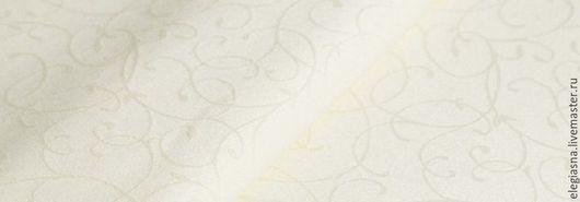 """Шитье ручной работы. Ярмарка Мастеров - ручная работа. Купить Ткань столовая """"Жанна"""". Handmade. Кремовый, скатерть, салфетки, дорожка"""