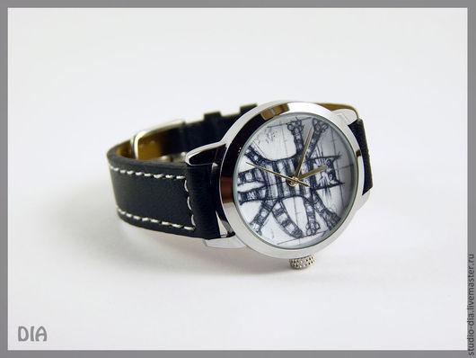 Часы. Наручные Часы. Оригинальные Дизайнерские Часы Кот Да-Винчи. Студия Авторских Часов DIA