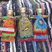Куклы и игрушки ручной работы. Ярмарка Мастеров - ручная работа Кукла Девка-Кувадка, Кукла Ангел. Handmade.