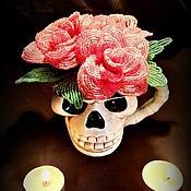 """Подарки к праздникам ручной работы. Ярмарка Мастеров - ручная работа """"Огни Самайна"""". Handmade."""