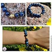 Украшения handmade. Livemaster - original item Bracelet from Apatite. Handmade.