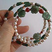 Украшения handmade. Livemaster - original item Oriental bracelet