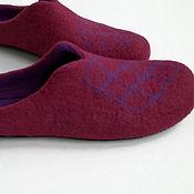 Обувь ручной работы handmade. Livemaster - original item Slippers mens: