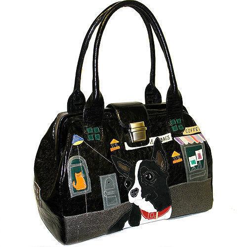 Женские сумки ручной работы. Ярмарка Мастеров - ручная работа. Купить Чихуахуа. Handmade. Кожаная сумка, саквояж кожаный