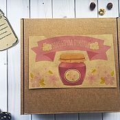 Сувениры и подарки handmade. Livemaster - original item Happiness Box set.. Handmade.