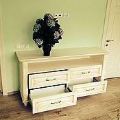 Для дома и интерьера handmade. Livemaster - original item 17. Dresser wooden. Handmade.