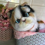 Куклы и игрушки handmade. Livemaster - original item Kitty