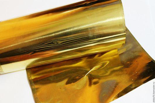 Другие виды рукоделия ручной работы. Ярмарка Мастеров - ручная работа. Купить Латунная фольга. Handmade. Оранжевый, латунь, фольга