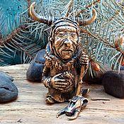Для дома и интерьера ручной работы. Ярмарка Мастеров - ручная работа Шаман прорицатель. Handmade.