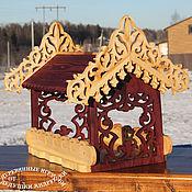 Дача и сад handmade. Livemaster - original item The bird house