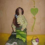 Куклы и игрушки ручной работы. Ярмарка Мастеров - ручная работа Тильда рукодельница. Handmade.