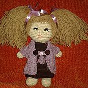 Куклы и игрушки ручной работы. Ярмарка Мастеров - ручная работа Кукла Люся. Handmade.
