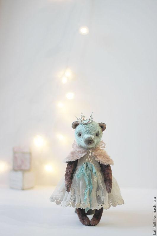 Куклы Тильды ручной работы. Ярмарка Мастеров - ручная работа. Купить Плюшевый Teddy Bear. Handmade. Розовый, винтажный стиль