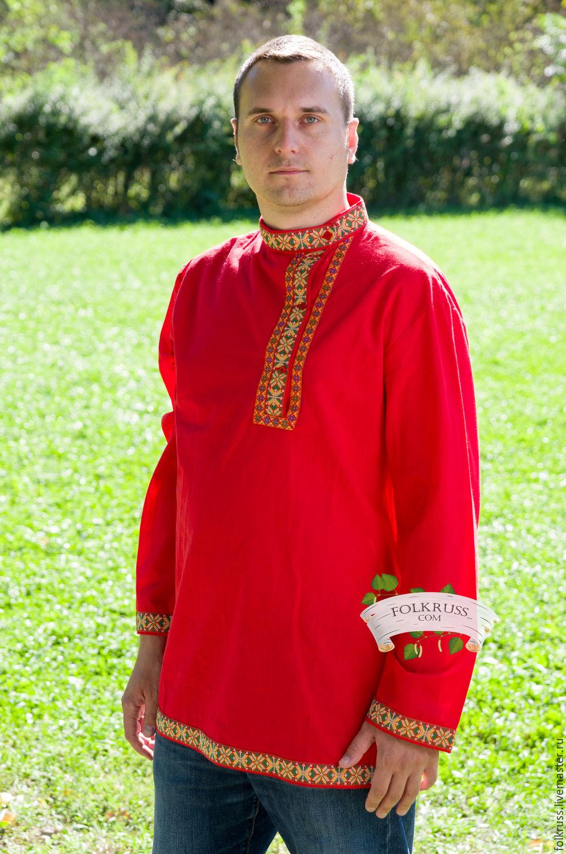 Рубаха русская народная мужская картинка таком наряде